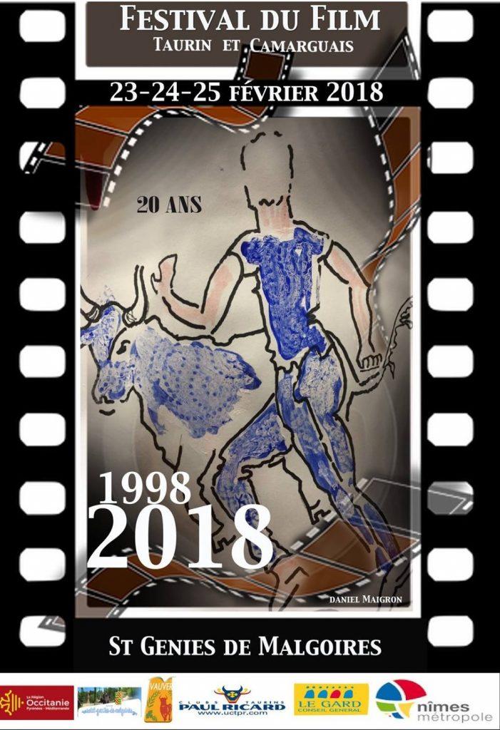 Festival du Film Taurin et Camarguais 2018 @ Saint Genies de Malgoires