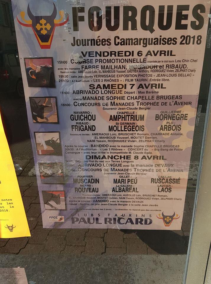 FOURQUES - Journées Camarguaises