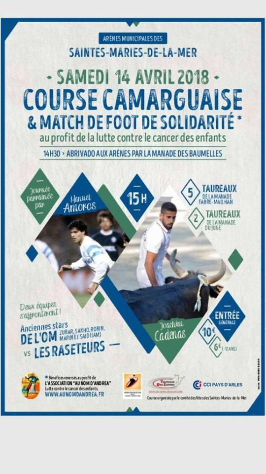SAINTES MARIES DE LA MER - Journée de solidarité