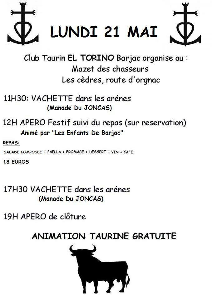 Club taurin El Torino Barjac