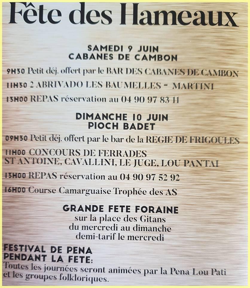 CABANNES DE CAMBON et PIOCH BADET - La fête des hameaux