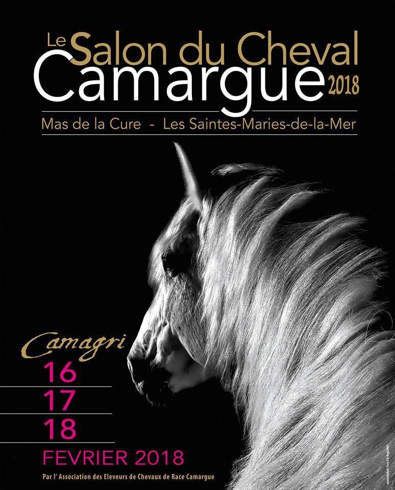 CAMAGRI 2018 - Salon du Cheval Camargue @ Mas de la Cure