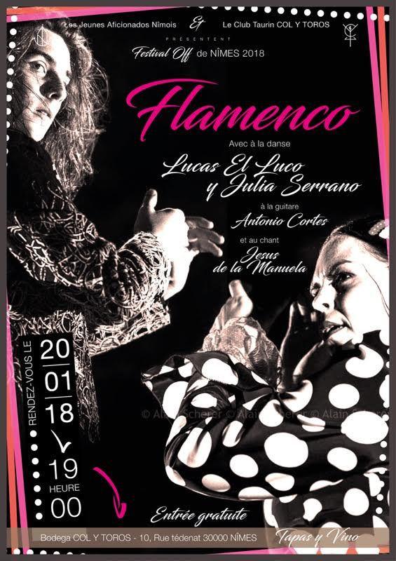 Flamenco Bodega Col y toros
