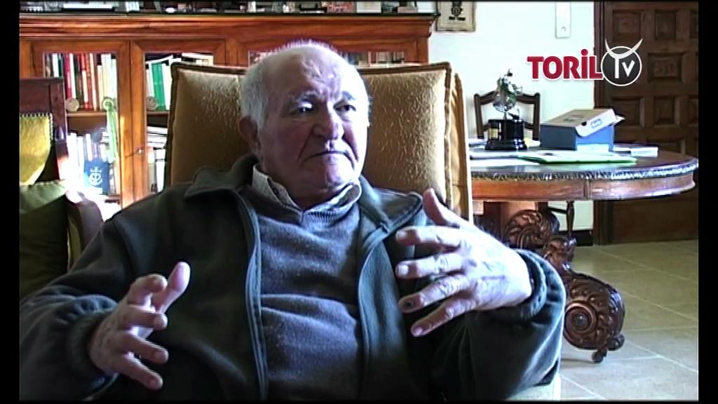 Hubert Yonnet, le grand homme de la tauromachie