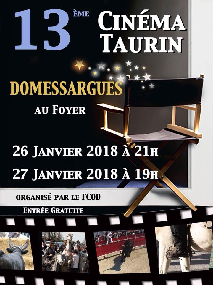 DOMESSARGUES - CINEMA TAURIN @ Domessargues