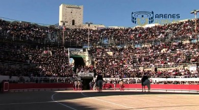 Arles 2016 Corrida Samedi apres midi