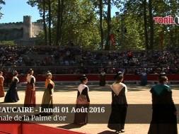 Palme d'or Beaucaire Finale
