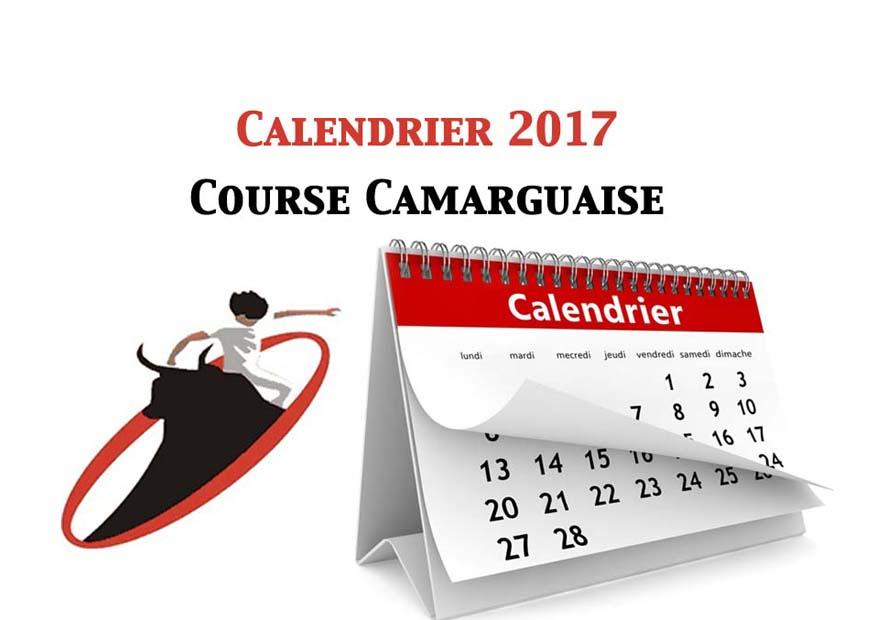 Calendrier Course Camarguaise – 14 au 16 juillet 2017