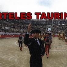 carteles taurinos