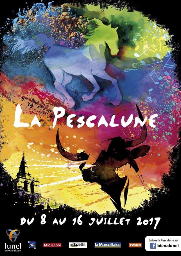 Lunel présente sa Pescalune 2017