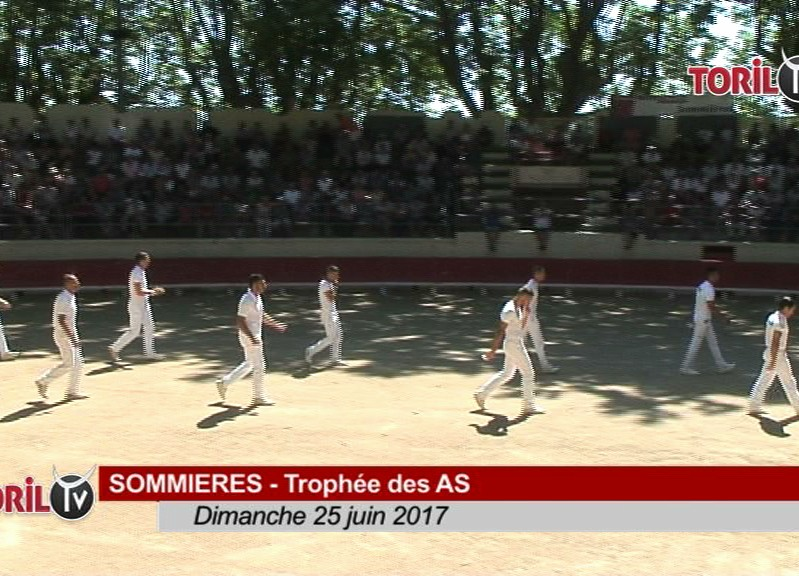 AS Sommieres 25 06 2017