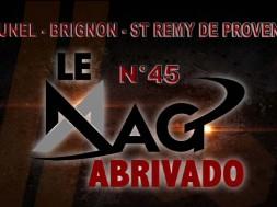 MAG ABRIVADO 45