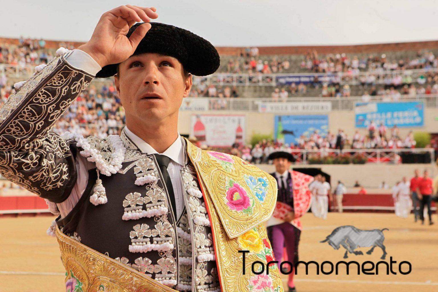 Juan Bautista devant les toros d'Adolfo Martin, encore un geste fort