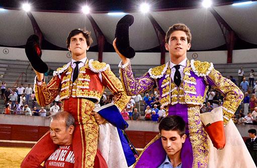 5 oreilles pour Ferrera à Melilla – Puerta Grande pour Roca Rey et Gines Marin à Don Benito
