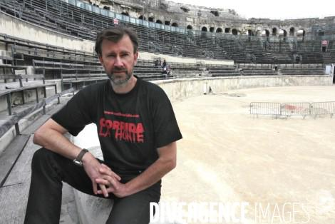 Jean Pierre Garrigues, le meneur du CRAC, est décédé