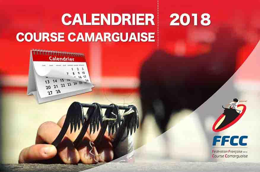 Calendrier Course Camarguaise – Du 4 au 13 mai 2018