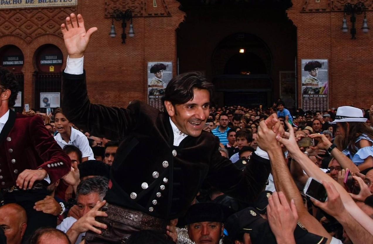 DIEGO VENTURA, Seul contre six historique à LAS VENTAS (MADRID) pour la Féria d'Automne