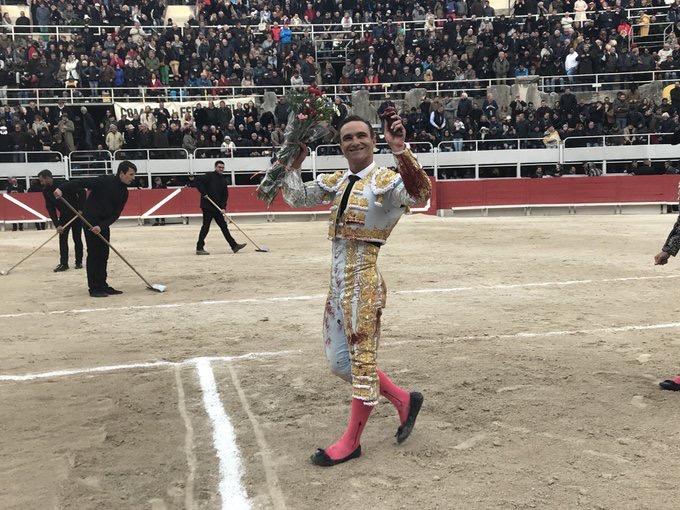 FERIA ARLES PÂQUES (31/03/2018) – La force de JUAN BAUTISTA face à de pâles El Freixo