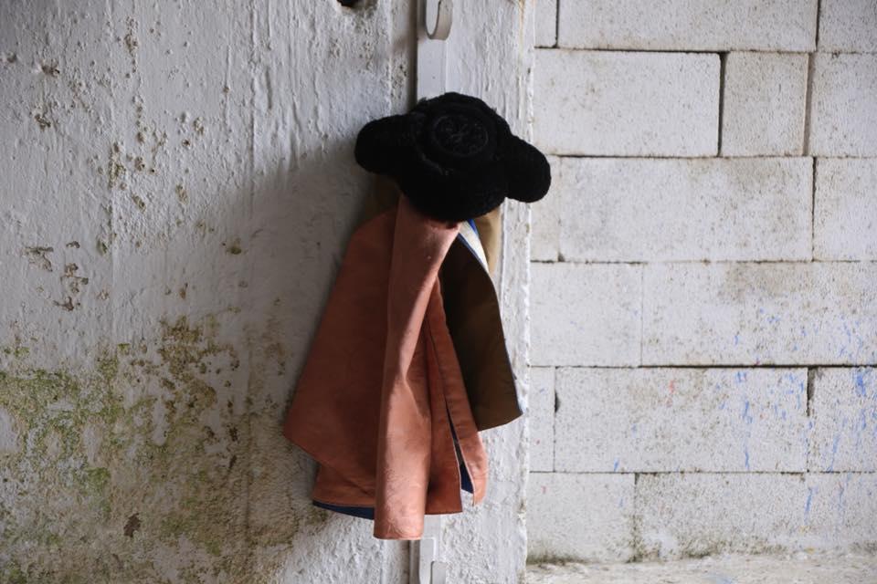 LA CHRONIQUE DE DANY COEUR – Bonjour, je suis le mur du tunnel des toreros des arènes d'Arles