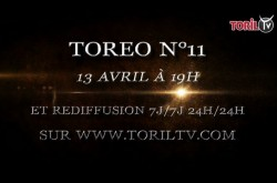 Bande annonce emission 11 Toreo