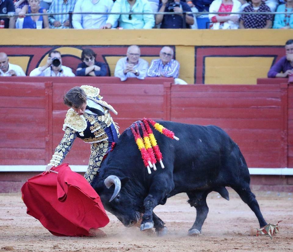 ALGECIRAS (28-06) EL JULI s'impose en attendant JOSÉ TOMAS