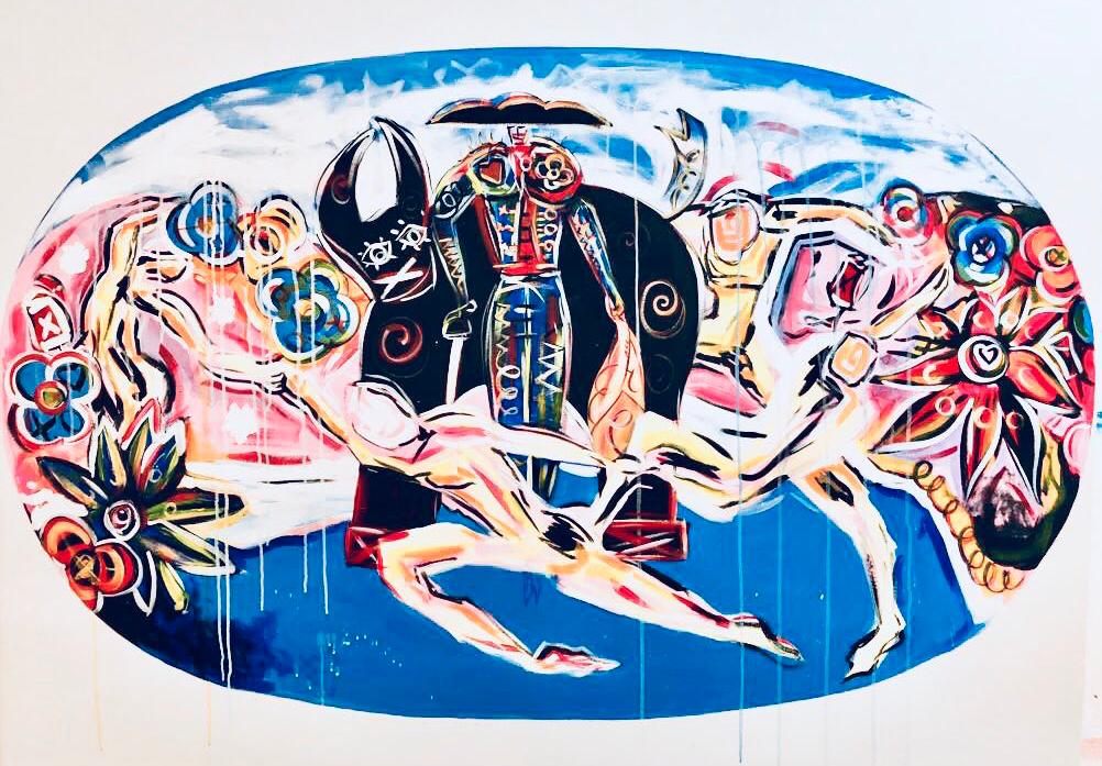 FERIA DU RIZ ARLES 2018 – L'affiche de la Feria du Riz et la décoration de la Goyesque d'Arles