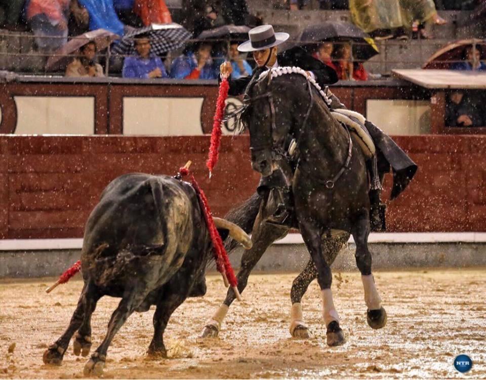 MADRID (02-06) – Chacun son oreille sous le déluge