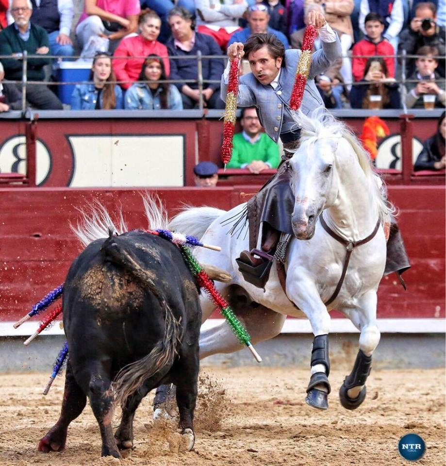 MADRID (09-06) DIEGO VENTURA écrit l'histoire et sort à hombros en compagnie de ANDY CARTAGENA
