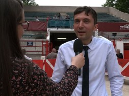 Interview Beaucaire maire