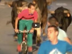 encierro byciclette