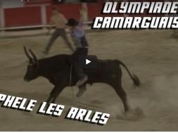 olympiades camarguaises raphele