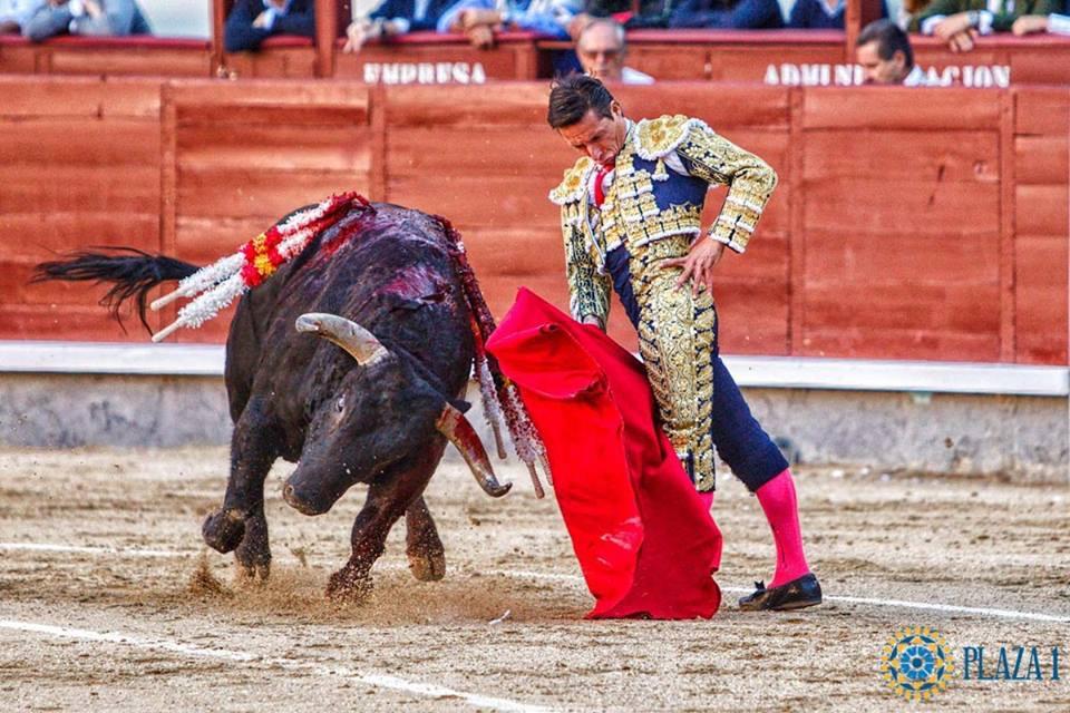 MADRID (07-10) Énorme DIEGO URDIALES, 3 oreilles et Puerta Grande. Oreille pour OCTAVIO CHACON