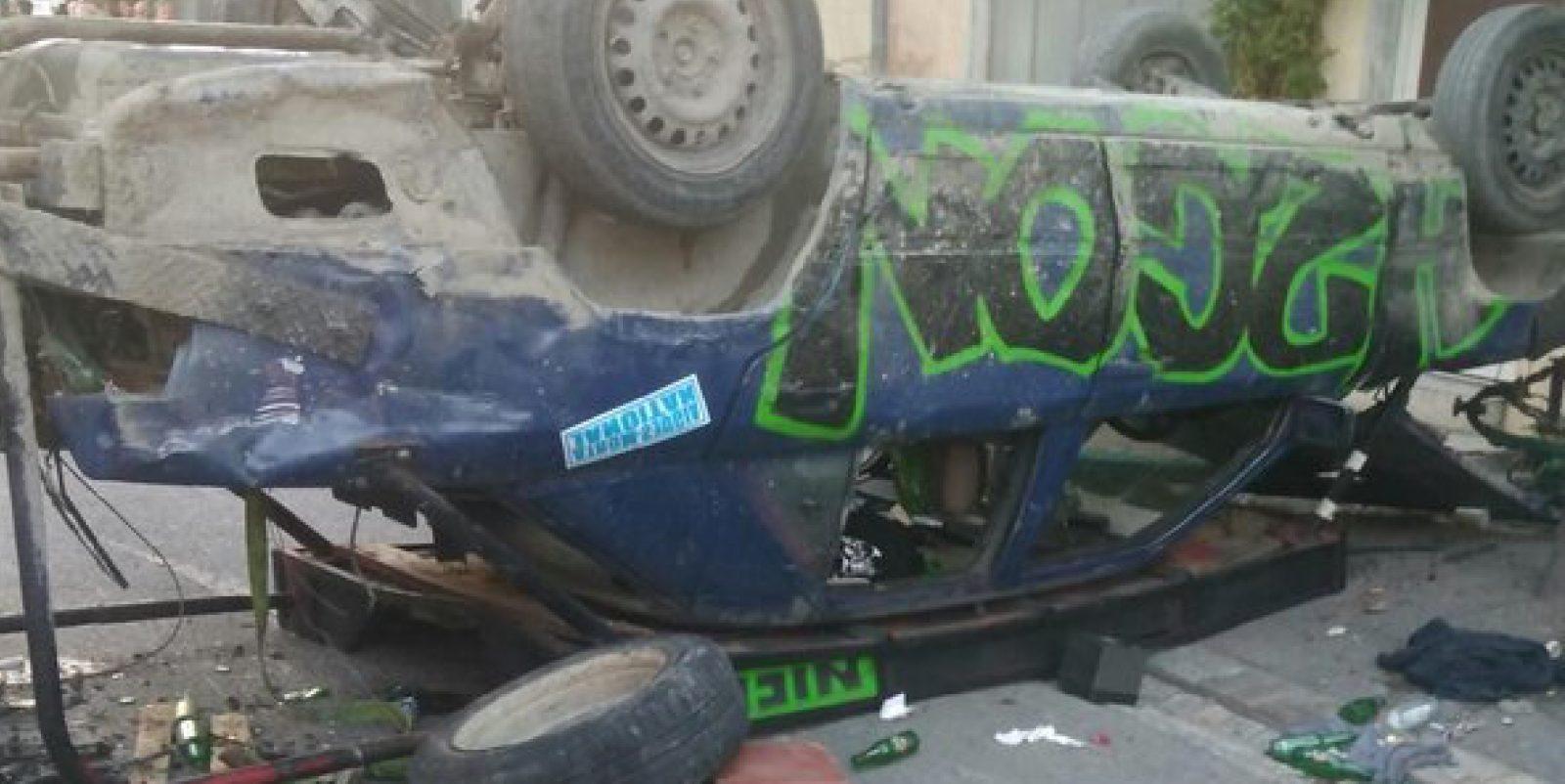 AIGUES MORTES – 9 blessés dans un accident de voiture de fête