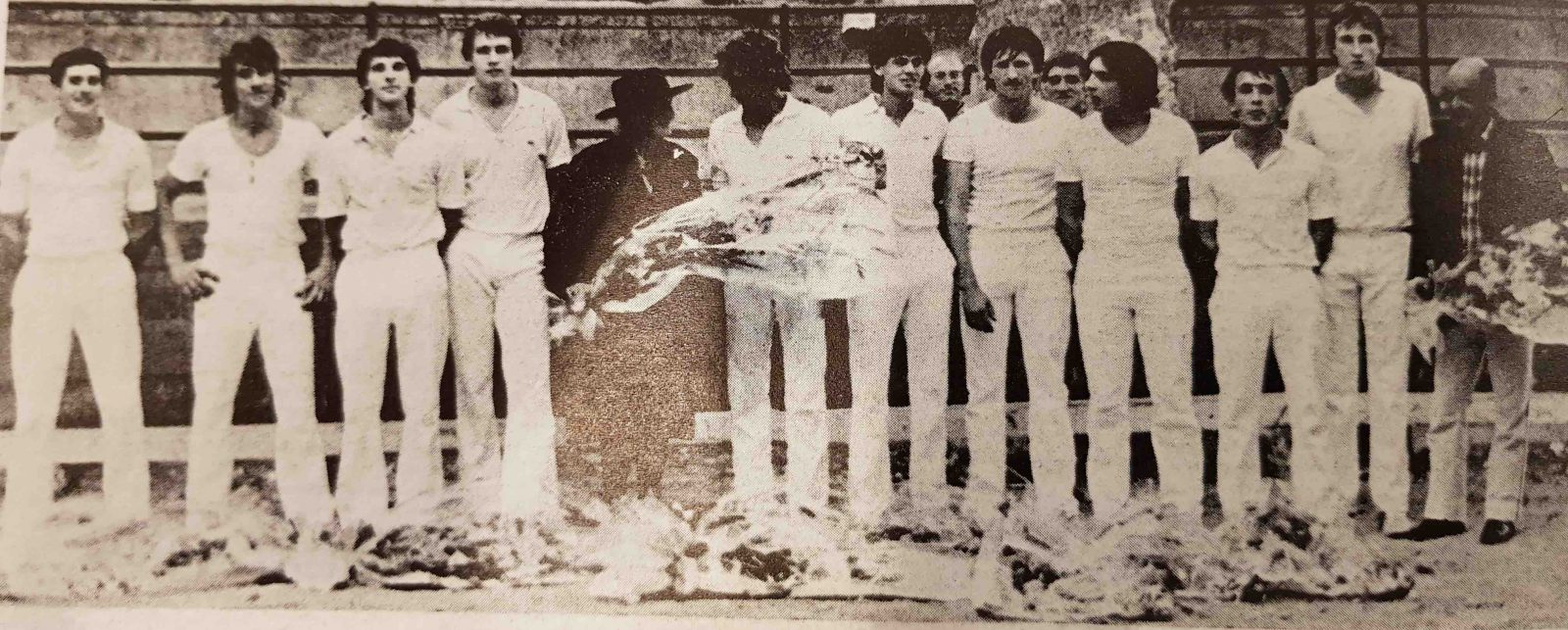 1981 – BEAUCAIRE – CARTALADE vainqueur du Trophée de l'Avenir – LOU MAÏ de Guillierme, taureau de l'Avenir