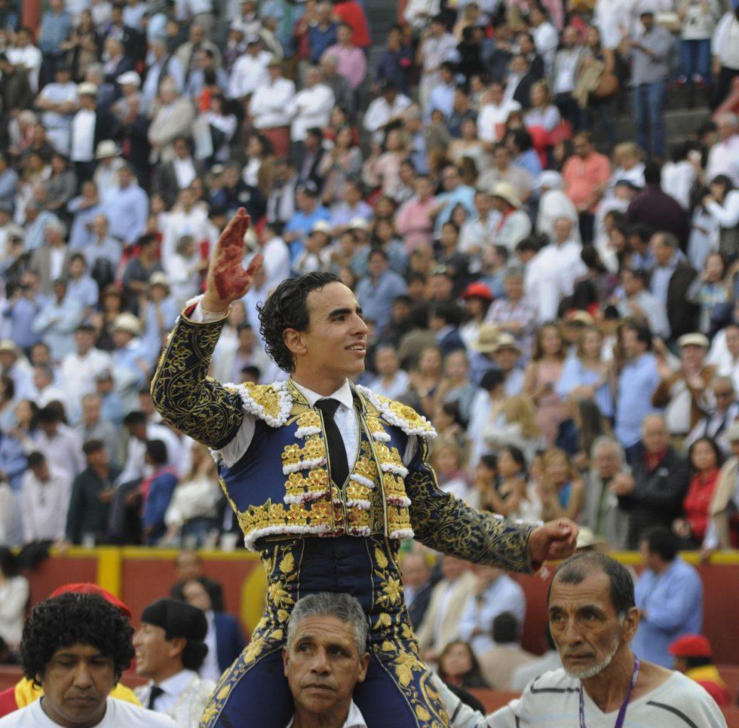 LIMA (25-11) Le grand triomphe de JOAQUIN GALDOS, bronca pour MORANTE DE LA PUEBLA