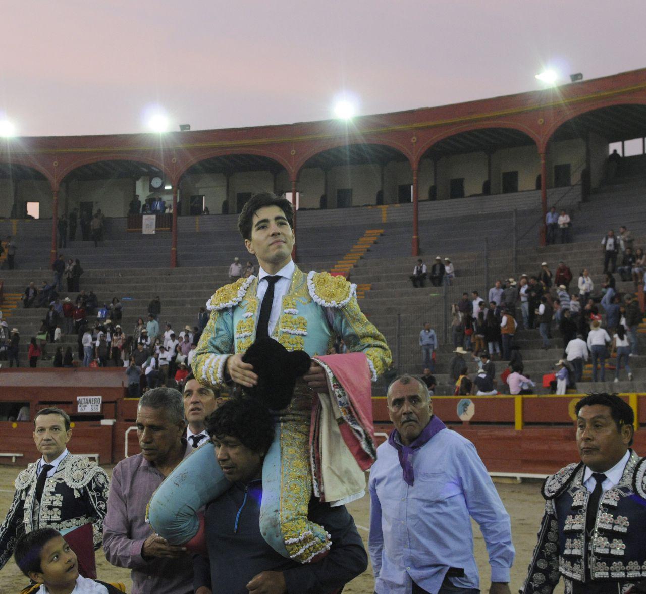 LIMA (11-11) ALVARO LORENZO gracie Lanudo de El Olivar.