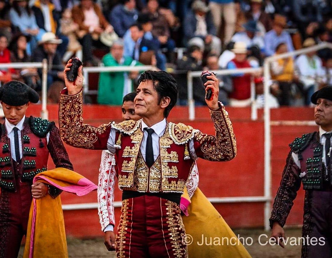 Tenancingo (México) 08-12-2018 // Triomphe d'El Zapata avec 2 oreilles