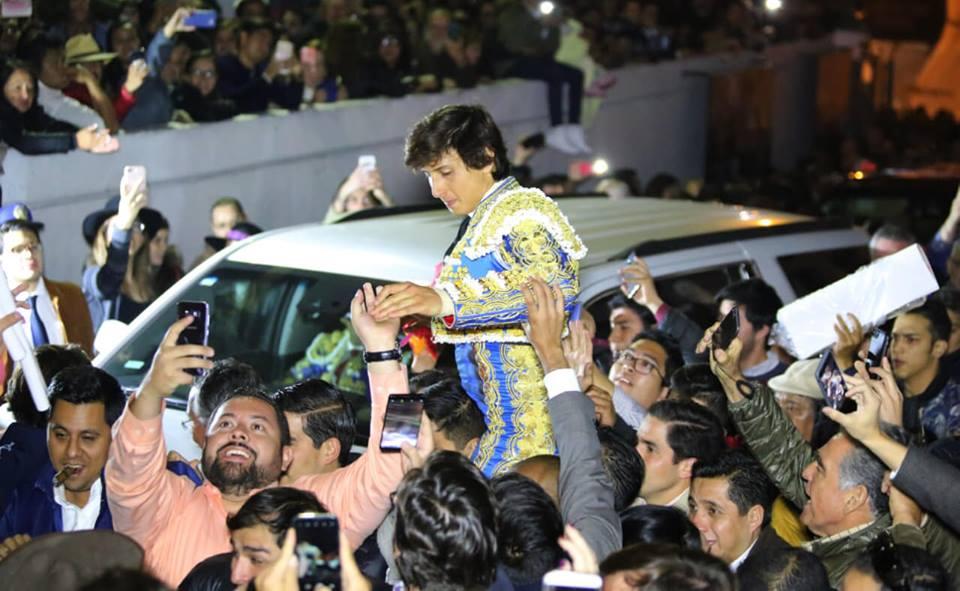 MEXICO (12-12) ANDRES ROCA REY triomphe au cœur d'une tarde sans relief