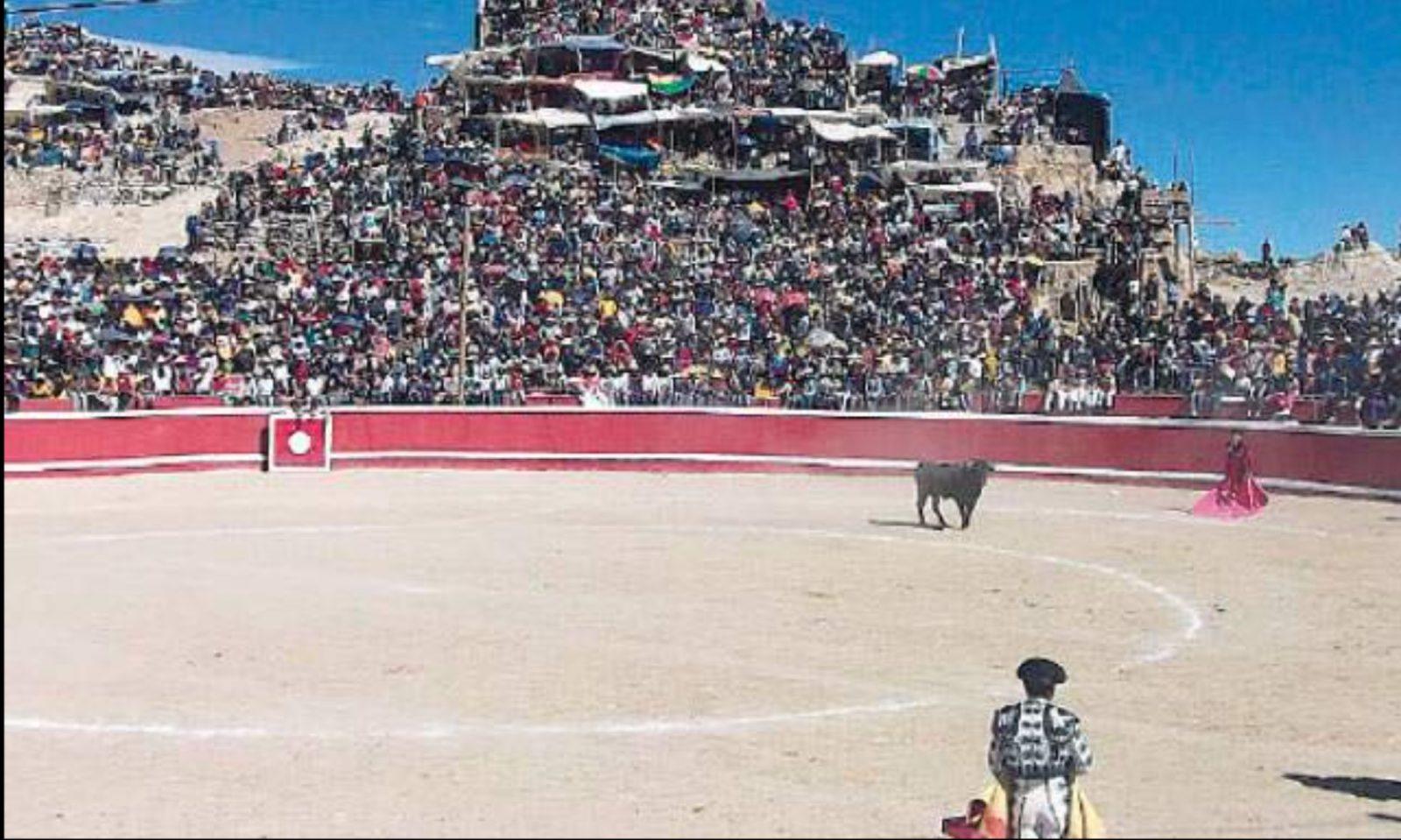 PEROU // Selon une estimation, 1.050.000 spectateurs dans les spectacles taurins contre 839.000 dans les stades de football