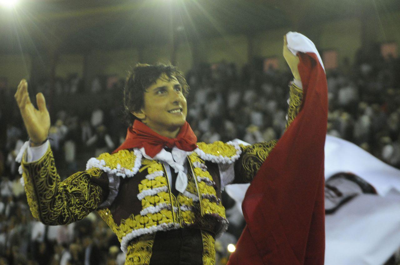 LIMA (02-12) ANDRES ROCA REY prophète en son pays
