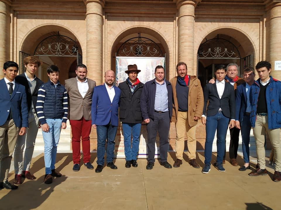La Puebla del Rio (Sevilla) et Morante de la Puebla présentent l'édition 2019 des Encierros de San Sebastian le 19/01