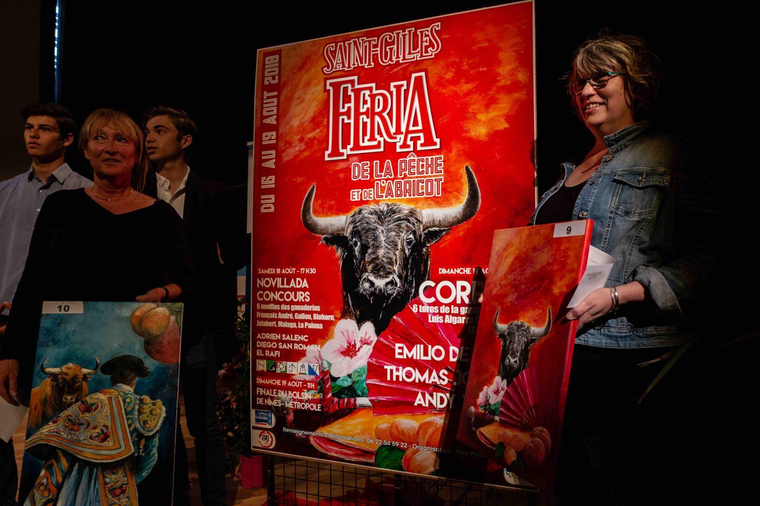 SAINT GILLES // La Feria 2019 se profile avec le concours d'affiches