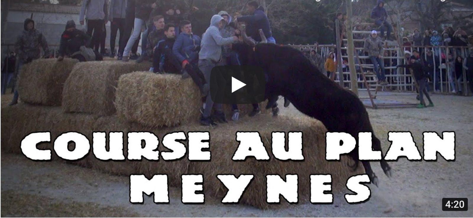 MEYNES (05/01/2019) – Retour en vidéo sur la Course au Plan