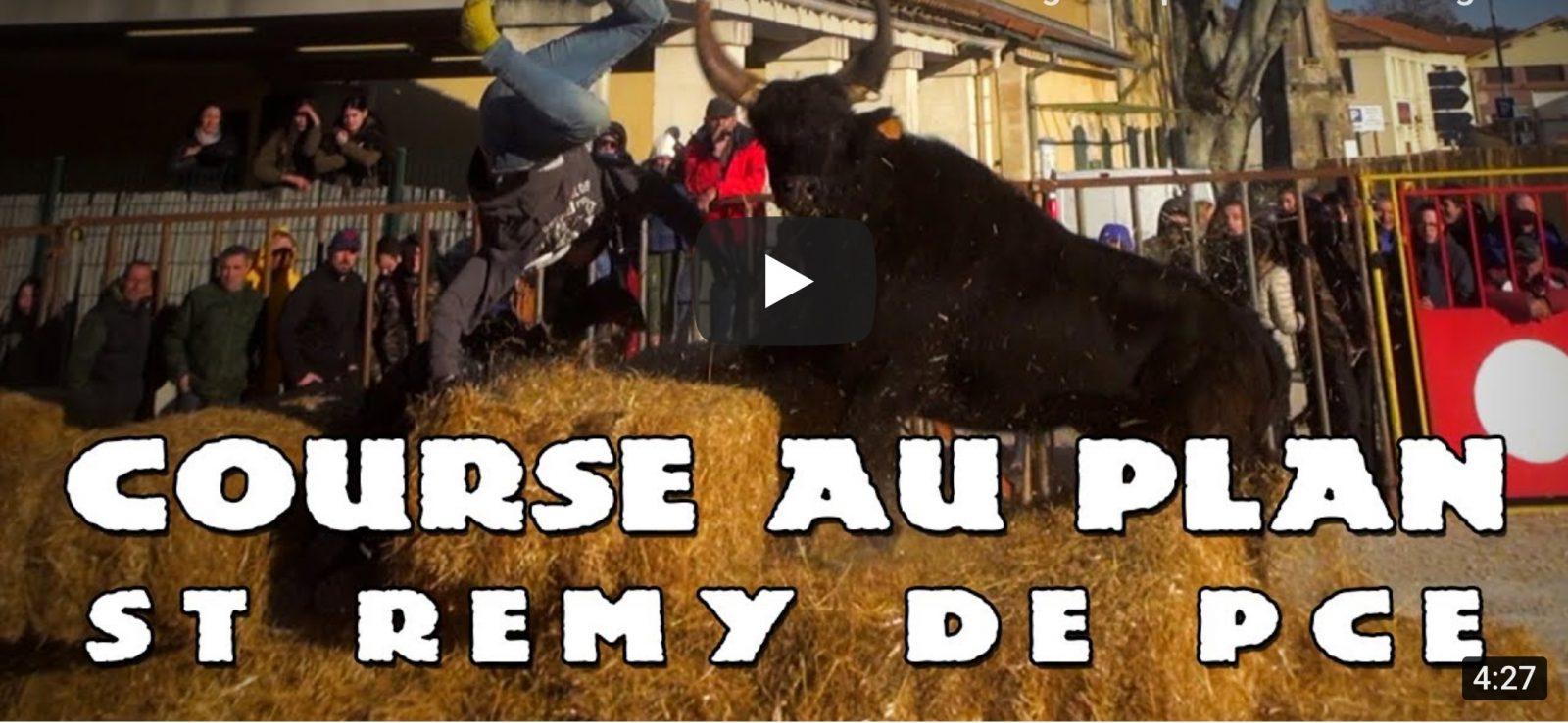 ST REMY DE PROVENCE (06/01/2019) – Retour en vidéo sur la Course au Plan