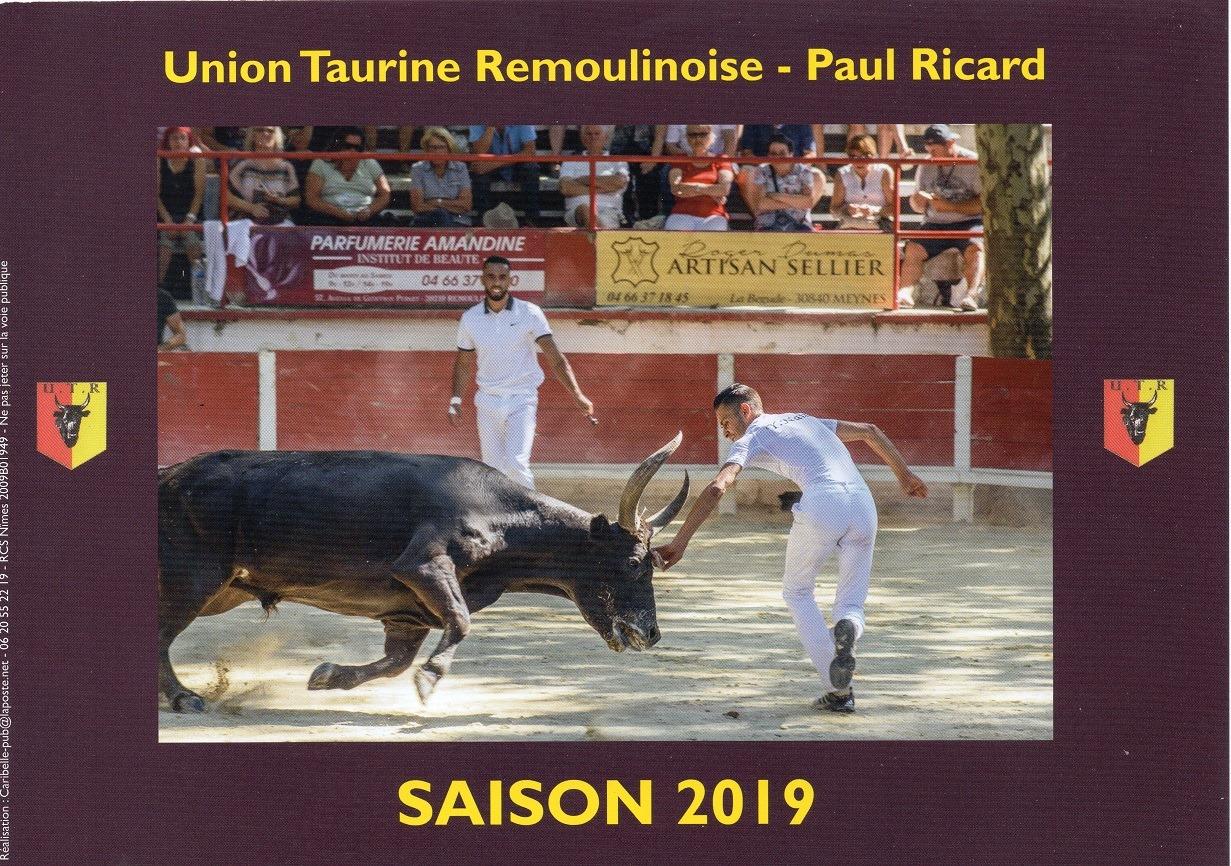REMOULINS // La saison Remoulinoise dévoilée – Le programme des courses camarguaises