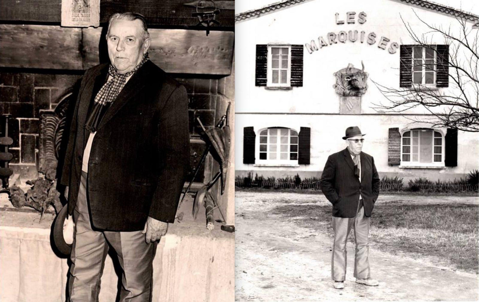 """06 février 1989 // Il y a 30 ans, Paul LAURENT, le """"Pape de la bouvine"""" nous quittait"""