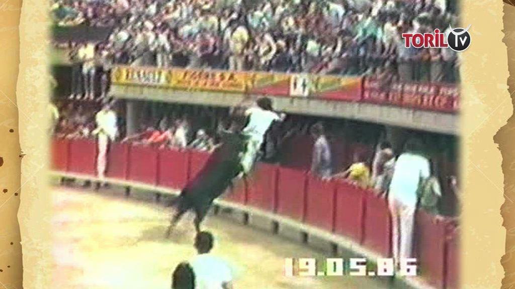 SOUVENIRS D'ANTAN – Lunel 19/05/1986 – Super Royale Jean Lafont – VIDEO