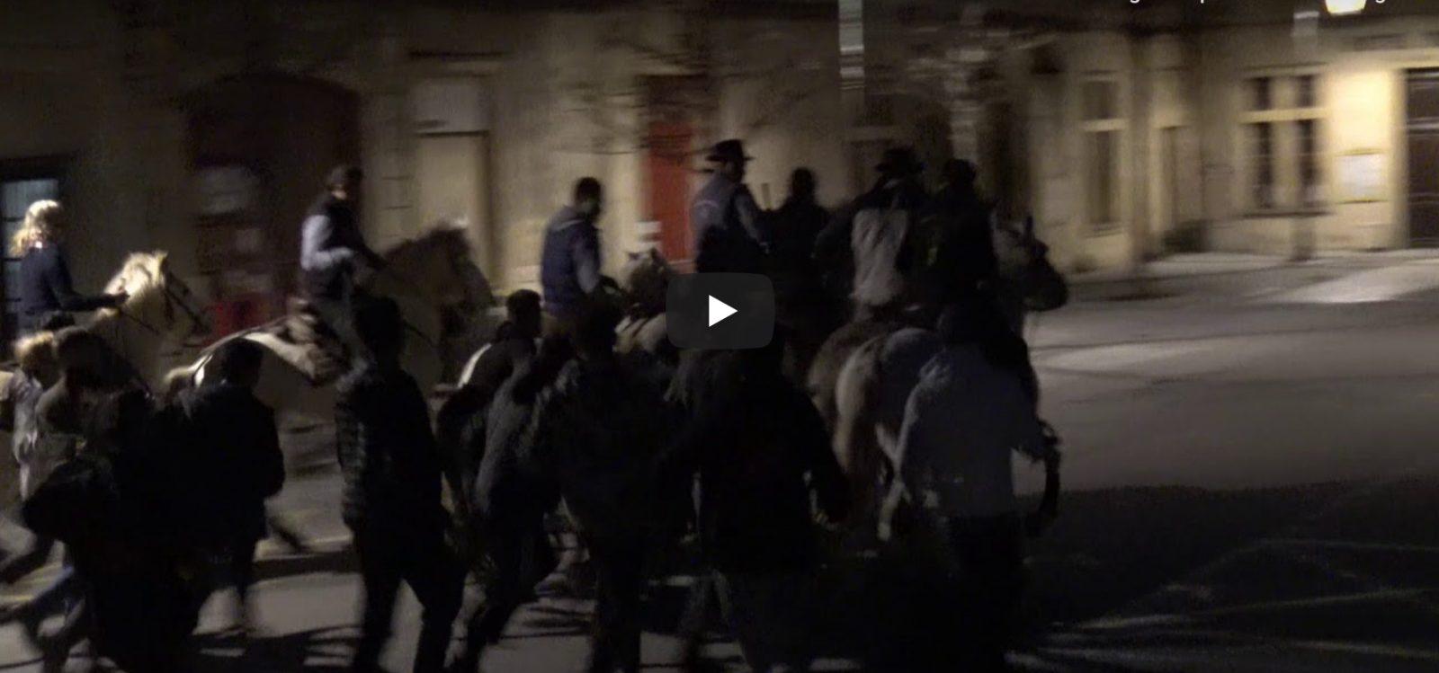 CAVEIRAC (08/03/2019) – Retour en vidéo sur la bandido