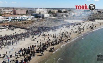 Abrivado des plages 6 novembre 2021