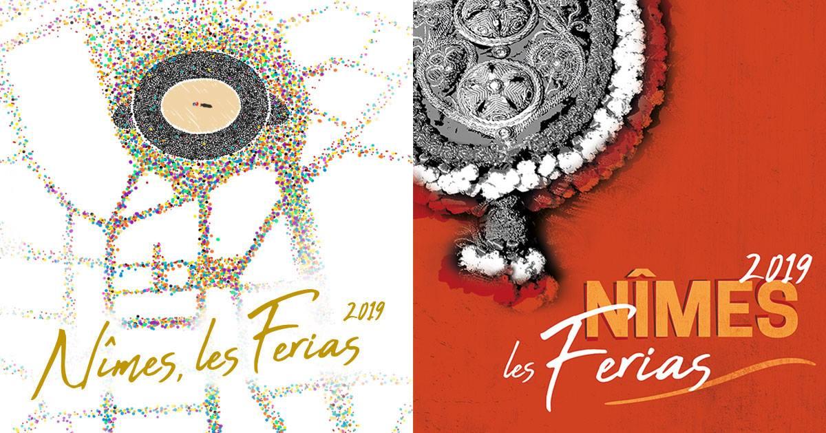 NIMES FERIA DE PENTECOTE 2019 // Les affiches et les nouveautés (Ville de Nîmes)